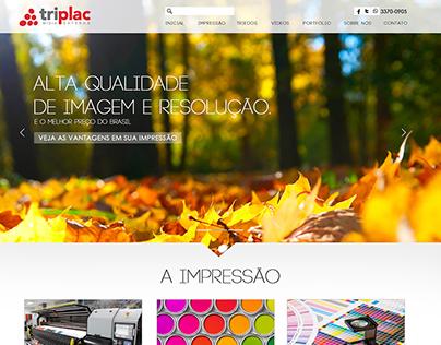 TRIPLAC - WEBSITE
