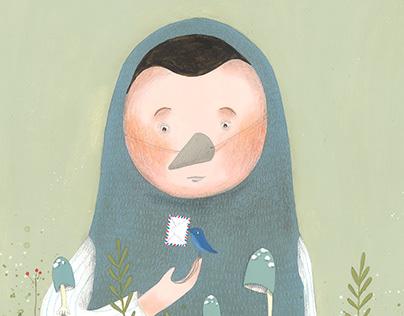 six fingers\children's book