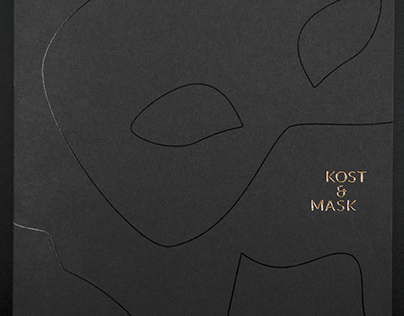 Kost & Mask - Corporate Visual Identity