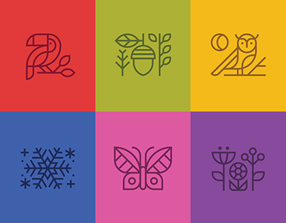 Seasons - Icon Set