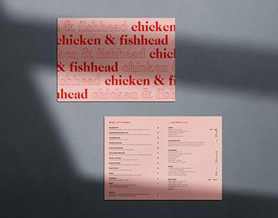 Chicken & Fishhead