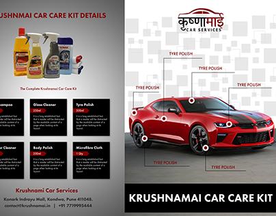 Car Care Kit brouchure