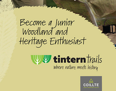 Junior Woodland & Heritage Enthusiast - booklet