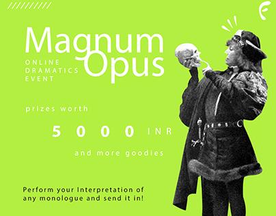 Poster Designs for online presence- Festember