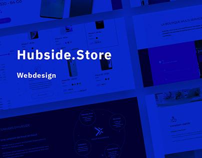 Hubside.Store - Website