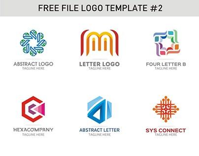 Free Logo Template #2