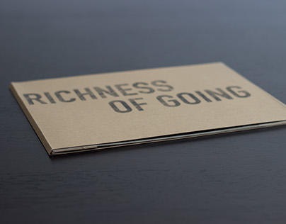 The Richness of Going Slow