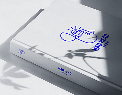 Mad Head Show. Logo & Brand Identity