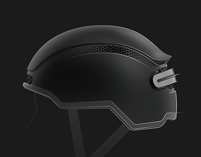 Helemetric - parametric helmet