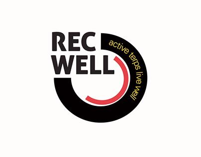 RecWell Animated Logo