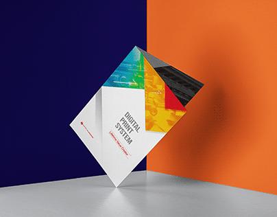 Lotte Aluminuium Brochure 롯데 알미늄 브로슈어 리디자인