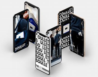 Soullet, The City Essence - Muroexe.