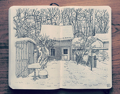 2.2 Sketchbook 2014
