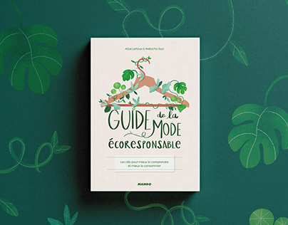 Guide de la mode écoresponsable | Book design