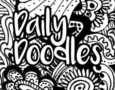 Daily Doodles - März 2019