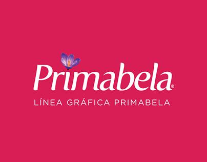 Línea gráfica Primabela