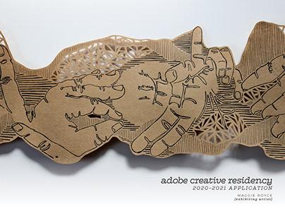 Adobe Creative Residency Application 2020-2021