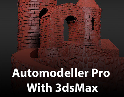 Automodeller Pro With 3dsMax