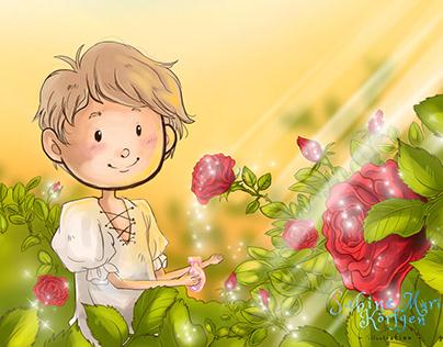 Kinderbuch Evodin