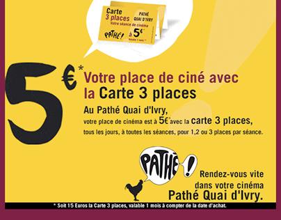 Gaumont Pathé - Emailing