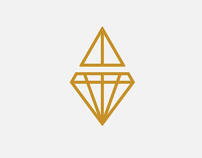 Gold Ermpire logo design