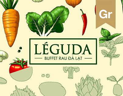 Leguda - Dalat Vegetables