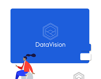 Brand identity creation Datavision 2019