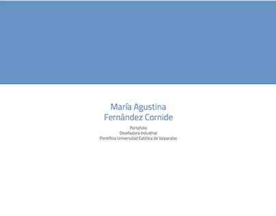 Portafolio M. Agustina Fernandez