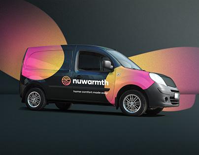 Nuwarmth - Brand Identity