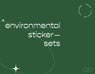 Environmental Sticker