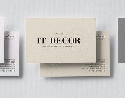 It Decor - Design de Interiores