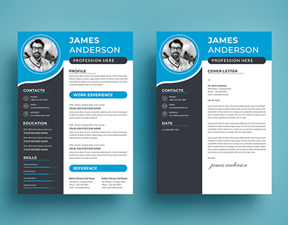 Free Cv/Resume And Cover Letter.