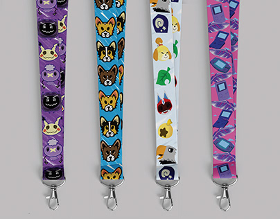 Lanyard Project - Original Art, Fanart, etc.