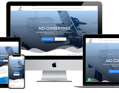 Web site AID Consulting