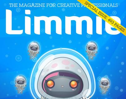 Limmie Magazine - Issue 04, 2012 - Featured Creatives