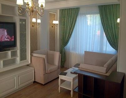 Proiect design interior casa stil clasic