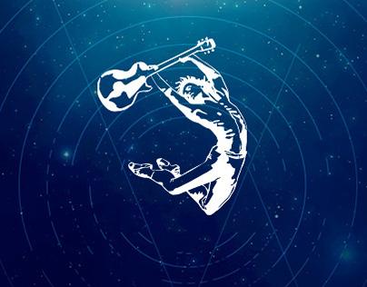 """Heart of Storm"" Rock Ballet web design"