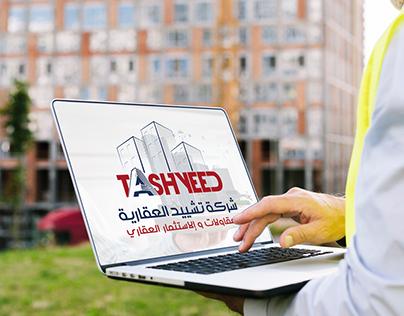 Tashyeed logo & businesscard
