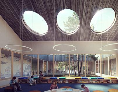 Bruyeres, NZI Architectes