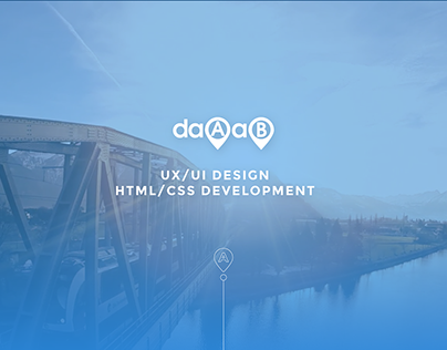 daAaB – 2017 UX/UI DESIGN HTML/CSS DEVELOPMENT