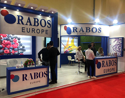 RABOUS BOOTH DESIGN (EGY BEAYTY Expo 2021)