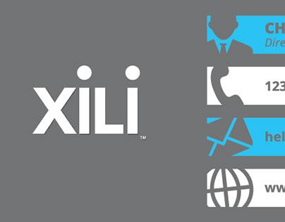 Xili Business Card