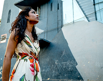 Taking Fashion photography to the streets!