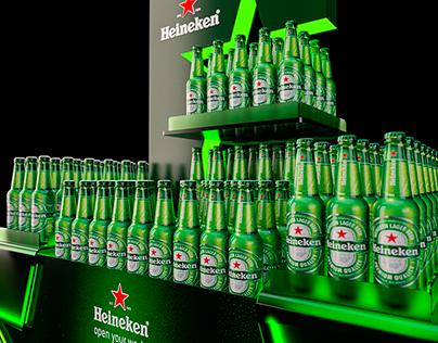 Heineken POSM