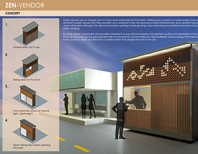 Winning Entry - SELCO Design+Build Competition
