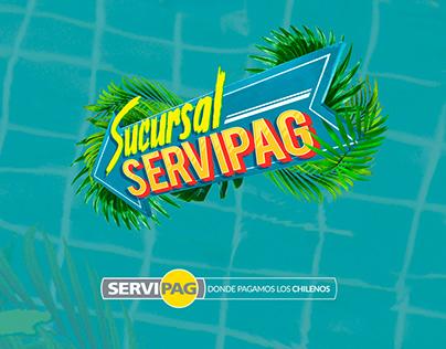 Campaña Verano Servipag 2018
