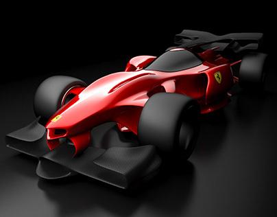Ferrari F1 Artwork | Concept | 2016