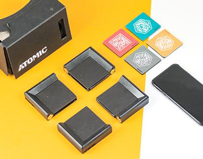 ATOMIC ~ A Mixed Reality Educational Platform