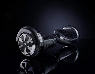 Hoverboard Produktfotografie