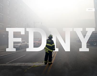 FDNY // WEBSITE